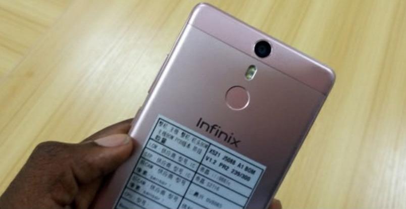 All Infinix Phones