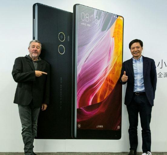 Xiaomi mix II