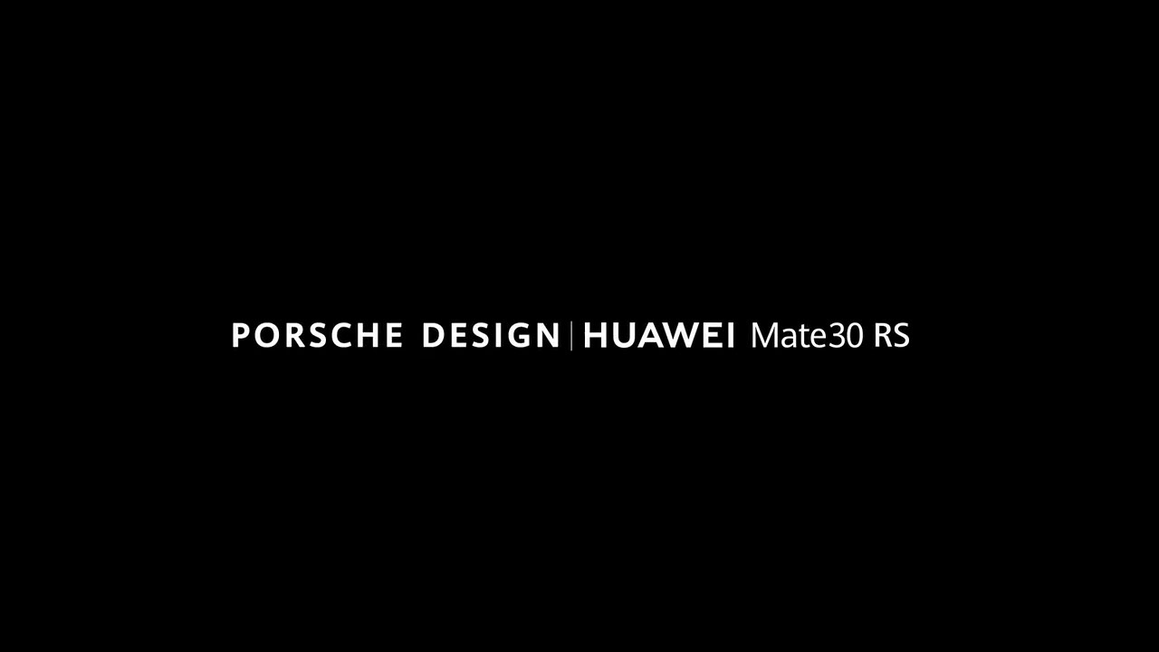 Porsche Design Mate 30 RS