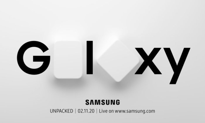 Galaxy unpacked event 2020