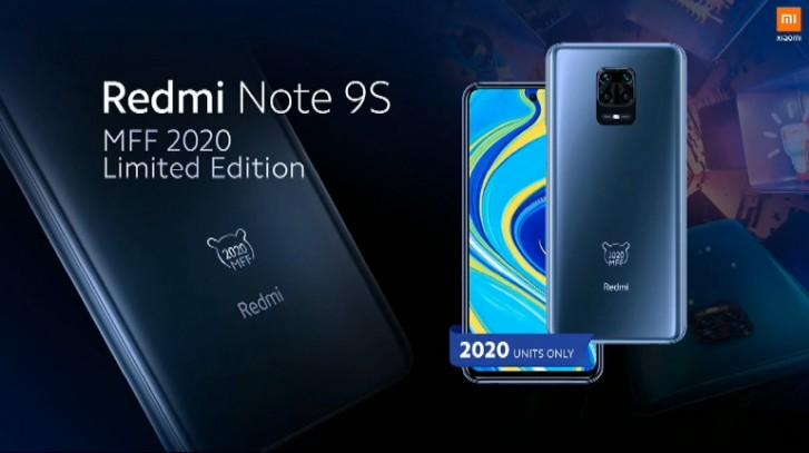 Redmi Note 9s Mi Fan edition