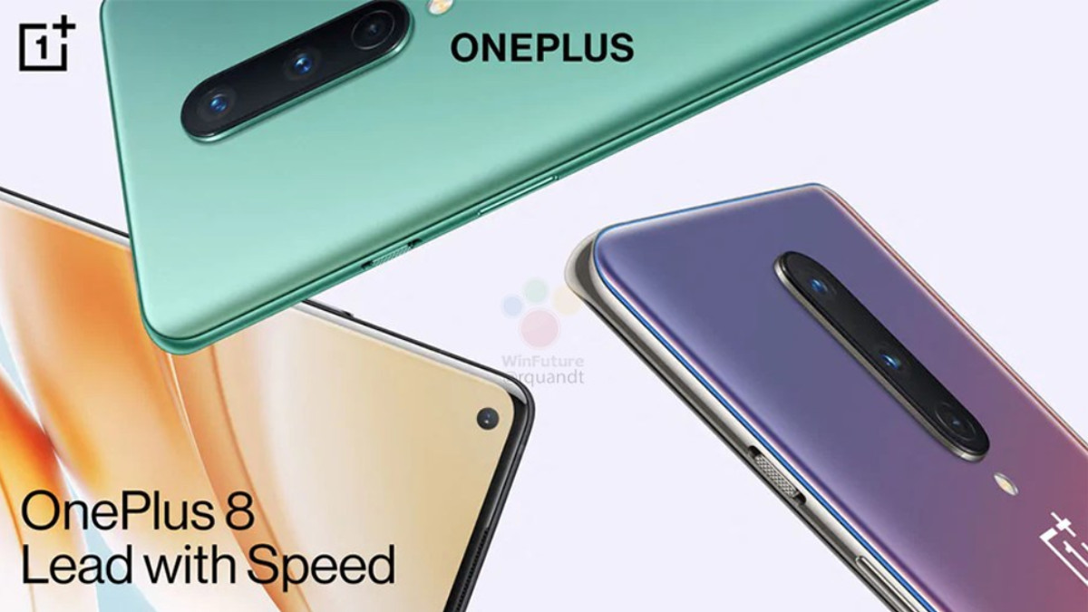 Oneplus 8 rumored price