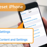 How to Factory Reset an iPhone
