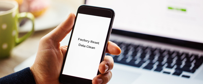 how to factory reset Android Phone