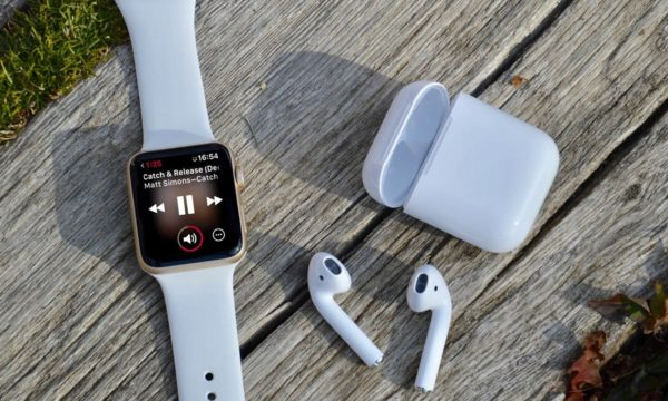 Pair airPods with Apple an watch