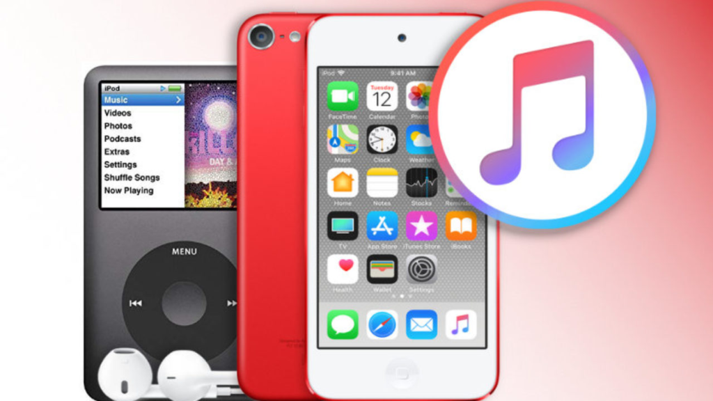 iPod not showing up in iTunes
