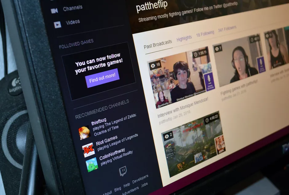 How to delete past broadcasts on Twitch