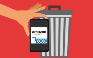 Close Amazon Account