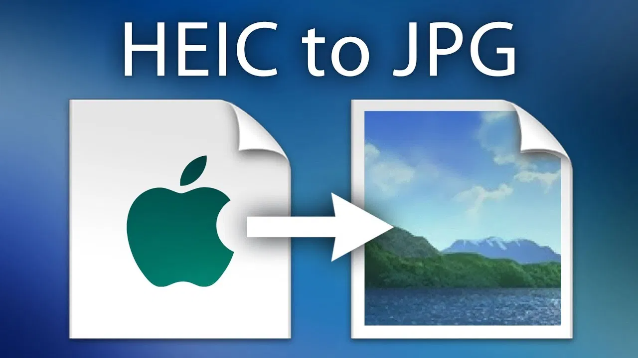HEIC Photos to JPEG
