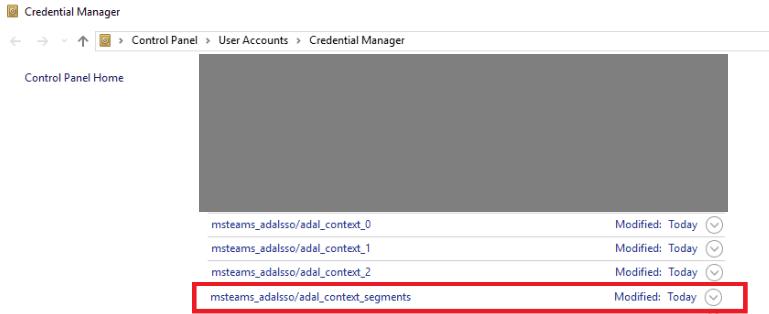 Microsoft Teams Error caa82ee2