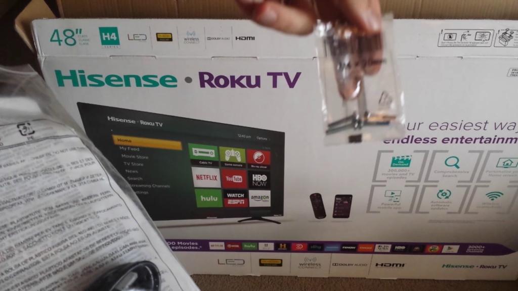 How to Install Amazon Prime on Hisense TV.