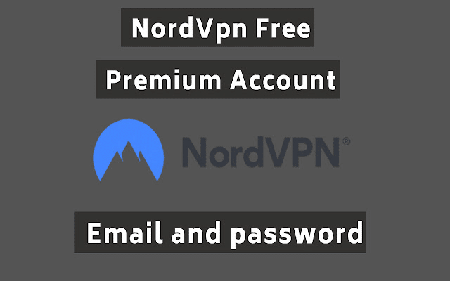 free NordVPN Premium Accounts