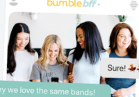BFF And Dating Modes In Bumble