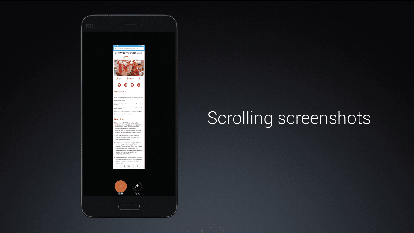 how to take scrolling screenshots on your android smartphone.