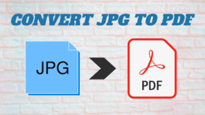 Convert Images Into a PDF File on iPhone