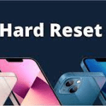 How to factory reset an iPhone 13